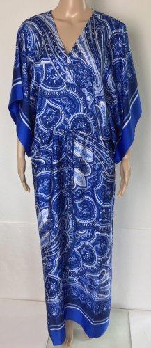 Lauren Ralph Lauren, Kleid, Blau-Weiß, Polyester, 40 (US 10), neu, € 250,-