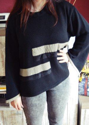 Lauren Vidal Oversized Pullover gr.L Wolle