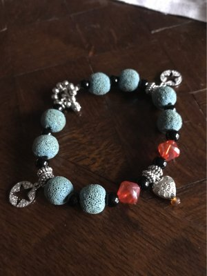 Handarbeit Pearl Bracelet multicolored