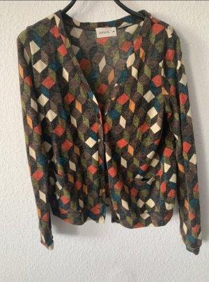 Lavand Blouse Jacket black brown
