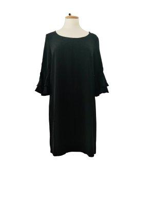 Lavand Vestido a media pierna negro
