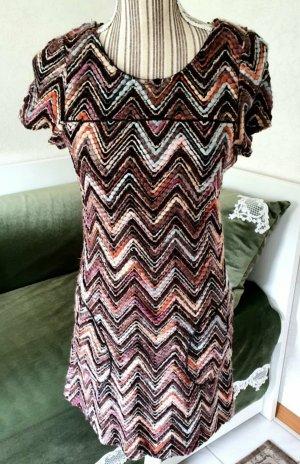 Lavand Vestito di lana multicolore