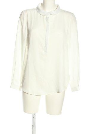 Lavand Langarm-Bluse