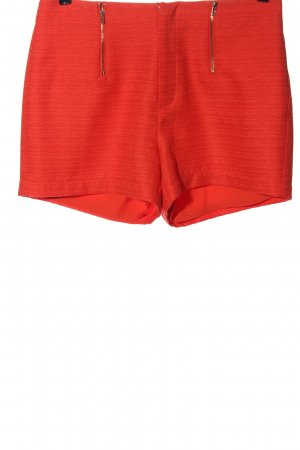 Lavand Shorts rosso stile casual