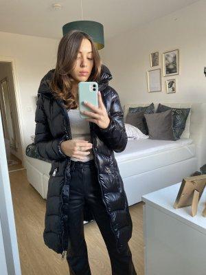 Lavelache Manteau en duvet noir