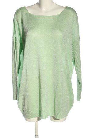 Lavelle Strickpullover grün Casual-Look