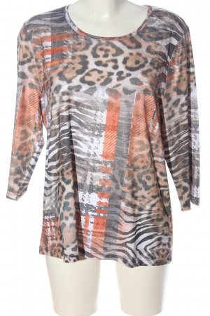 Lavelle Strickshirt Mustermix Casual-Look