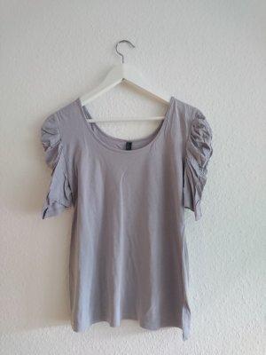 lavendelfarbenes T-Shirt von Vero Moda
