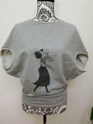 Laviniattura Stylischer kurzarmiger Pullover