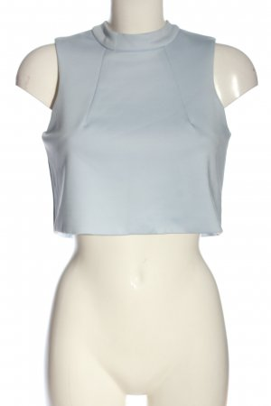 Lavish Alice Sleeveless Blouse light grey-cream business style