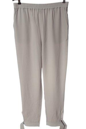 Lavish Alice Baggy Pants natural white casual look