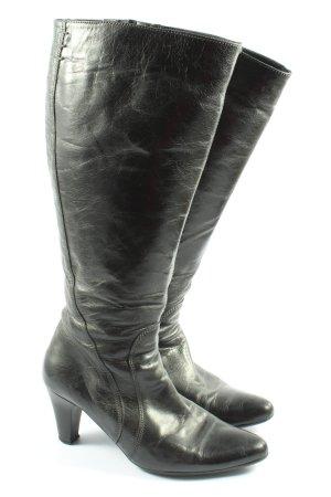 Lavorazione Artigiana High Heel Boots black casual look