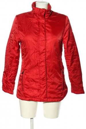 LAWINE BY SAVAGE Giacca a vento rosso stile casual