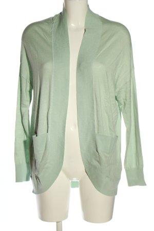 Lawrence Grey Kardigan zielony W stylu casual