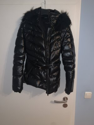 Lawrence grey- Daunenjacke aus Leder