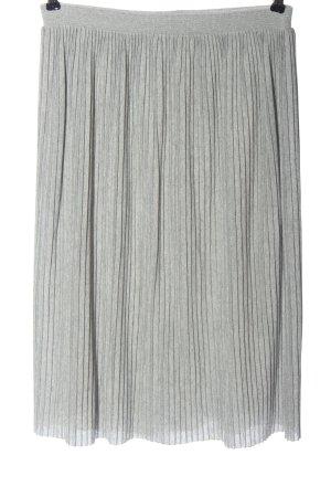 Lawrence Grey Plooirok lichtgrijs casual uitstraling