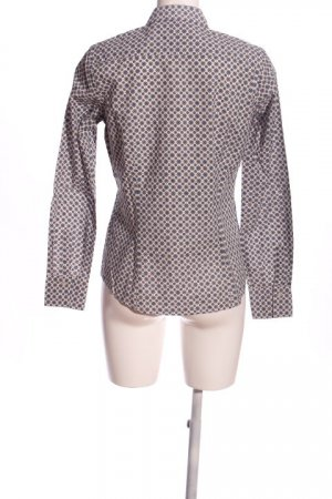 Lawrence Grey Hemd-Bluse Allover-Druck Business-Look