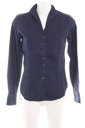 Lawrence Grey Hemd-Bluse blau Casual-Look