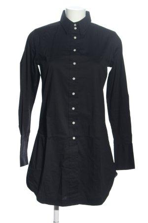 Lawrence Grey Hemdblusenkleid schwarz Casual-Look