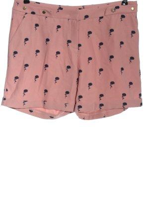 Lawrence Grey High-Waist-Shorts
