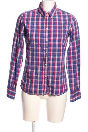 Lawrence Grey Koszula w kratę Na całej powierzchni W stylu casual