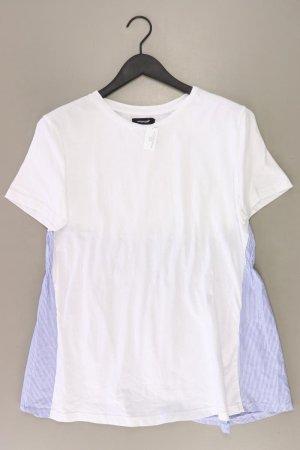 Lawrence Grey Camisa de rayas blanco puro Algodón