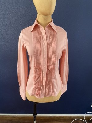 Lawrence Grey Seiden Bluse Gr. 38 rose