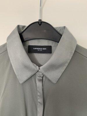 Lawrence Grey Zijden blouse grijs