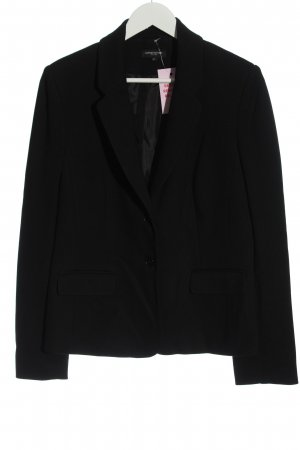 Lawrence Grey Knitted Blazer black business style
