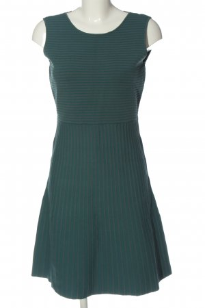 Lawrence Grey Strickkleid blau-braun Elegant