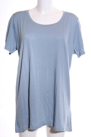 Lawrence Grey T-Shirt blau Casual-Look