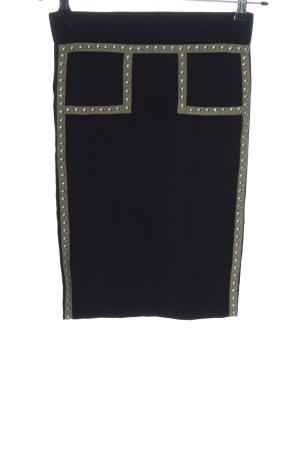 Lawrence Grey Falda de lana negro estilo «business»