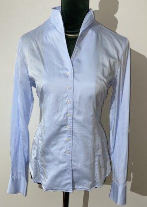 Lawrence Grey Blusa de cuello alto multicolor Algodón
