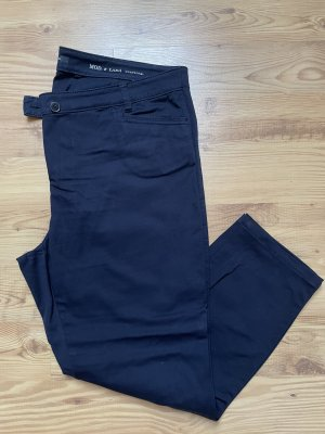 Marc O'Polo Suit Trouser dark blue
