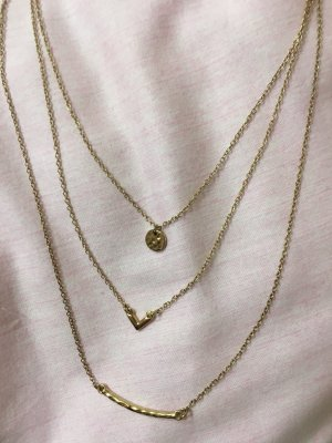Layering Kette Gold