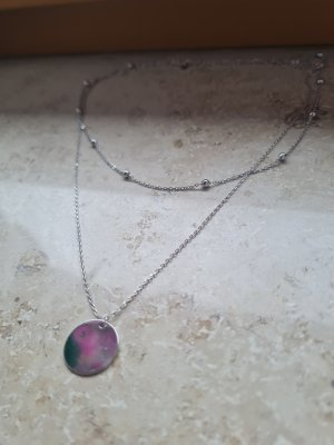 Layering Kette in silber Sterling S925
