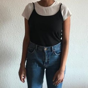 Layering T-Shirt von Vero Moda