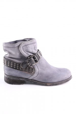 Lazamani Booties lila Casual-Look
