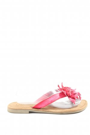Lazamani Sandalo Dianette rosa stile casual