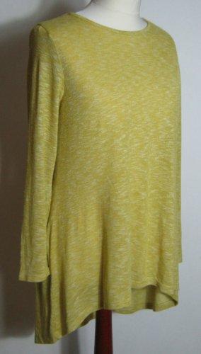 LC WAIKIKI Collection Vokuhila Shirt Gelb Größe 3XL