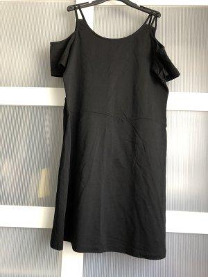 Lc Waikiki Kleid M schwarz