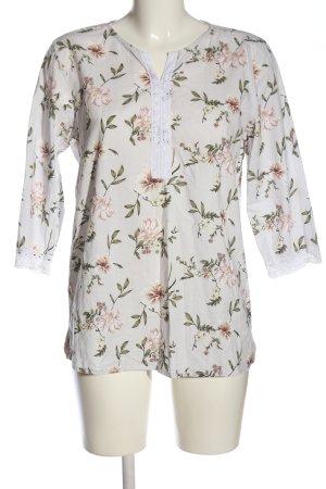 LC Waikiki Schlupf-Bluse Blumenmuster Casual-Look