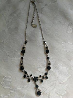 LCD Halskette mit Steinen