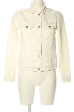 lcw jeans Jeansjacke creme Casual-Look
