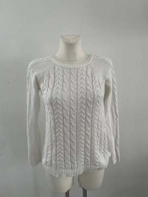 lcw casual Knitted Sweater white-natural white