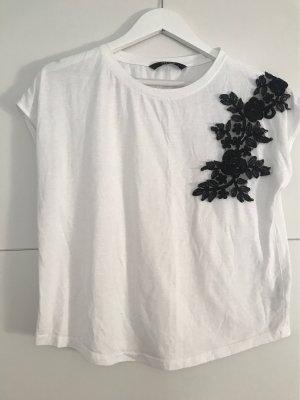 LCW VISION | Blumenbesticktes T-Shirt