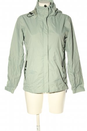 Le chameau Raincoat khaki flecked casual look