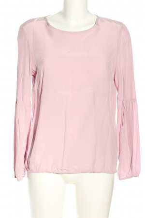 Le Comte Langarm-Bluse pink Casual-Look