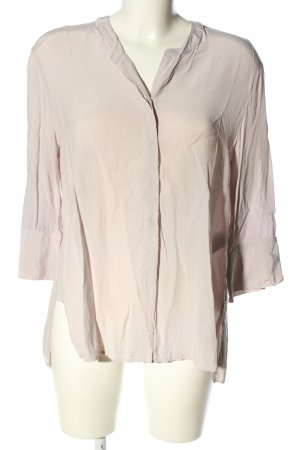 Le Comte Long-Bluse hellgrau Casual-Look
