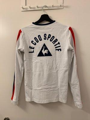 Le coq sportif white sweatshirt